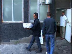 Mihai Ilincan a venit la sediul Serviciului Judeţean de Medicină Legală Suceava şi a ridicat cadavrul