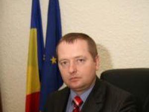 Comisarul şef Dan Hoffman, noul adjunct al şefului Inspectoratului de Poliţie Judeţean (IPJ) Suceava