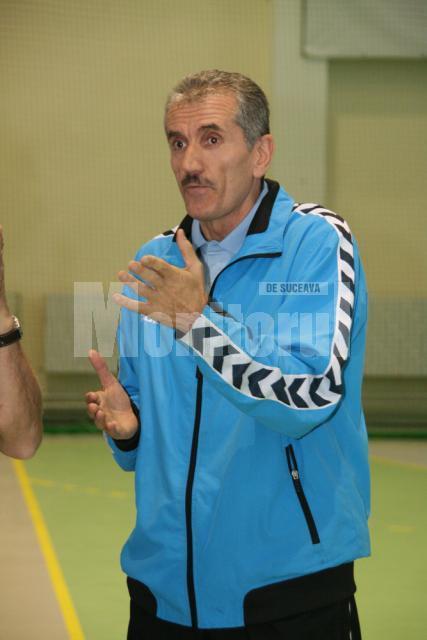 Petru Ghervan va asigura interimarul la echipa naţională