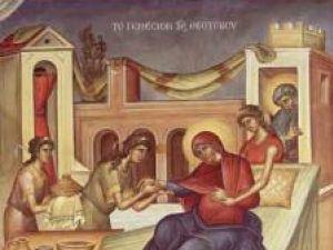 Biserica Ortodoxă sărbătoreşte astăzi Naşterea Fecioarei Maria