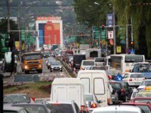 Circulaţia pe principala arteră a Sucevei, restricţionată de mâine, după o amânare de două zile