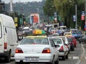 Pe Calea Unirii se  va bloca astăzi circulaţia pe sensul care coboară spre Burdujeni