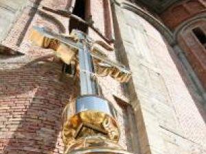 """Primăria Suceava alocă noi fonduri Catedralei """"Naşterea Domnului"""""""