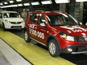 Dacia Sandero Stepway 3.500.000