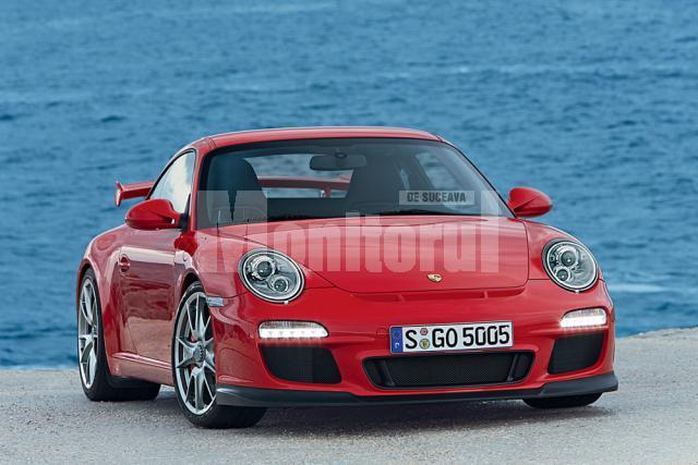 Porsche 911 GT3 Facelift 2009