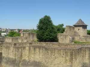 Cetatea de Scaun a Sucevei, monument emblematic