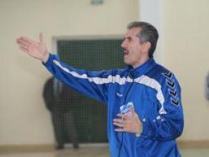 Petru Ghervan, antrenor principal de conjunctură al echipei naţionale