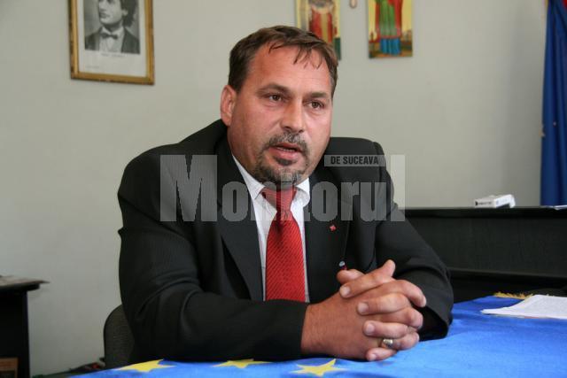 """Primarul Ciubotariu: """"Nu sunt bani, de aceea nu avem altă soluţie"""""""