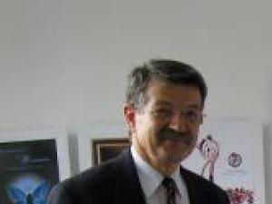 """Adrian Graur, rectorul Universităţii """"Ştefan cel Mare"""" Suceava"""