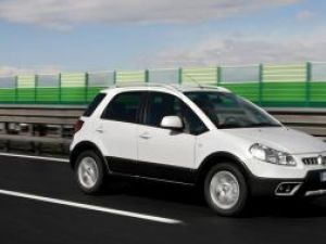 Fiat Sedici Facelift