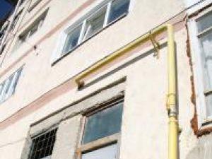 Maria Jolobai trebuie să plătească asociaţiei chirie pe ţeava de gaz prin care şi-a făcut racordul la centrala din apartament