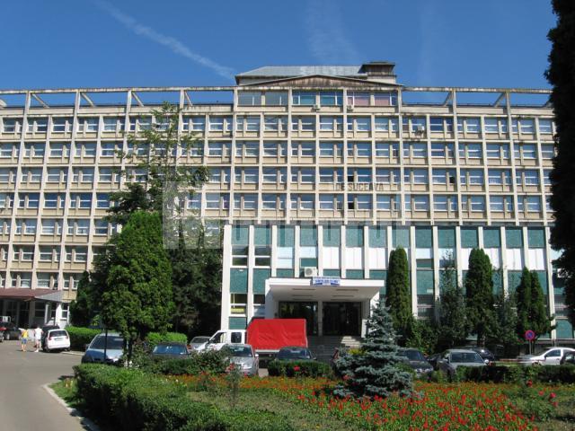 150.000 de lei pentru modernizarea intrărilor de la Spitalul Judeţean