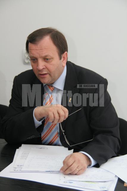 """Gheorghe Flutur: """"Interesul nostru este să găsim investitori pentru mai multe domenii de activitate"""""""