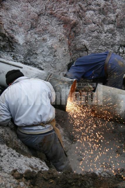 Avertisment: Furnizarea gazului metan, întreruptă miercuri pe 10 străzi din Suceava
