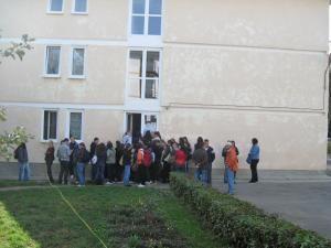 Studenţii se feresc de locurile de cazare în căminele de liceu