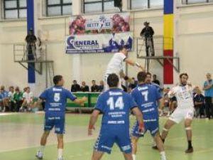 Elevii antrenorului Leonard Bibirig au fost învinşi după un meci dramatic, de campioana HCM Constanţa