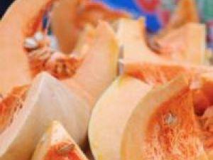 Din punct de vedere nutriţional, dovleacul este similar cu morcovul. Foto: CORBIS