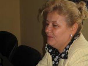 Maria Pleşca, primăriţa comunei Voitinel, a trăit momente de coşmar în noaptea de sâmbătă spre duminică