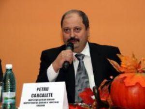 """Petru Carcalete: """"Prezentările din ziare nu corespund realităţilor din şcoli"""""""