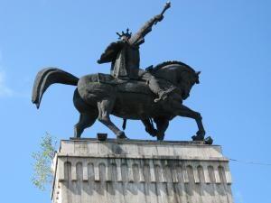 Simbol: Proiect de refacere a statuii ecvestre a lui Ştefan cel Mare