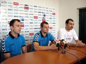 Bogdan Pralea, Răzvan Gavriloaia şi Leonard Bibirig