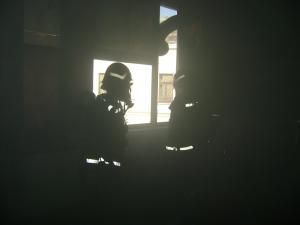 Foc: Incendiu la un club din Suceava