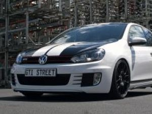 Volkswagen Golf VI GTI Street