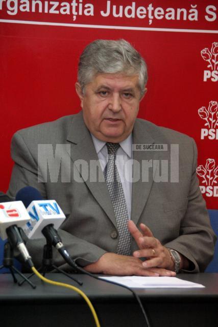 """Gavril Mîrza: """"Atrag atenţia organelor statului să aplice legea în mod egal şi cu măsuri egale pentru toate formaţiunile politice"""""""