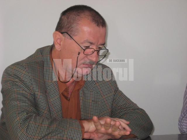 Ludovic Abiţei, numit interimar în funcţia de director coordonator al Direcţiei de Sănătate Publică a judeţului Suceava