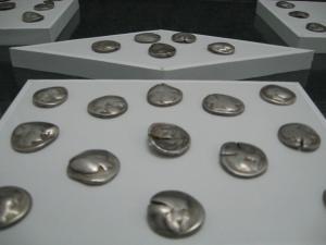 Monede dacice din argint