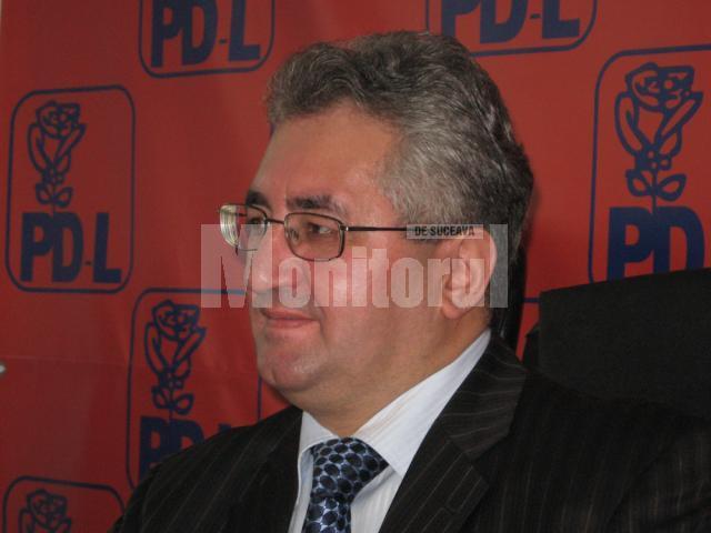 """Ion Lungu: """"Adversarii politici apelează la intoxicări, pe care le împrăştie la adresa conducerii judeţului"""""""
