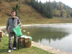 Decalare: Cupa pescarilor ecologişti, cu o zi mai devreme