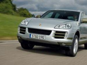 Porsche Cayenne Hybrid Concept 2007