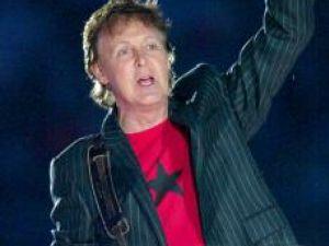 Paul McCartney pleacă în primul său turneu european din ultimii cinci ani