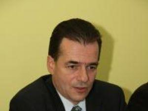 """Ludovic Orban: """"Constructorii nu sunt plătiţi pe aceste proiecte de luni de zile"""""""