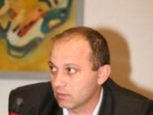 Vicepreşedintele CJ Suceava Daniel Cadariu