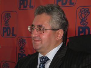 Coordonatorul campaniei electorale a PD-L Suceava, Ion Lungu