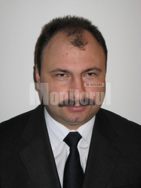 Prefectul Sorin Popescu