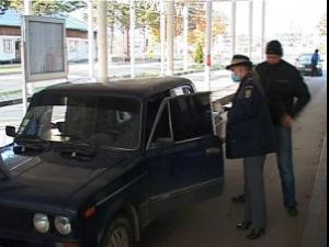 Poliţia de Frontieră: Măsuri deosebite la frontiera româno-ucraineană împotriva extinderii gripei porcine