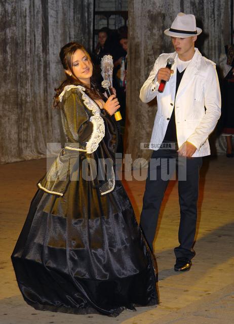 Castigatorii Concursului de Miss si Mister 2009