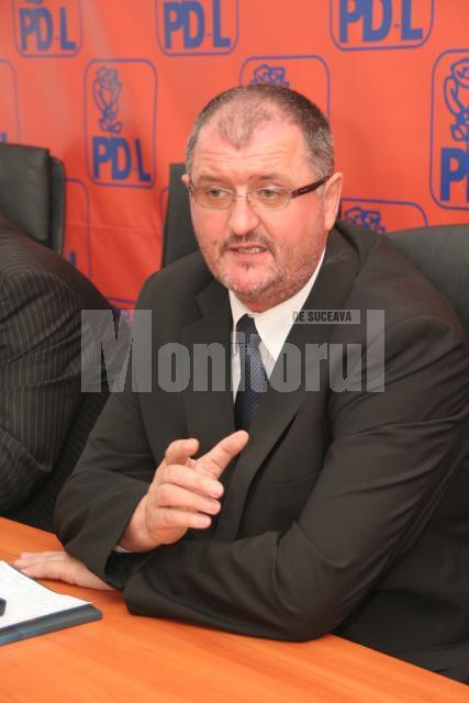 """Orest Onofrei: """"Cred că PNL Suceava nu ar fi îndreptăţit să conteste reducerea numărului de parlamentari"""""""