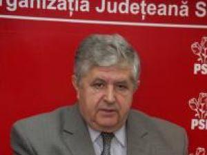 """Gavril Mîrza: """"75 la sută din electoratul judeţului Suceava spune foarte clar <Nu Traian Băsescu>"""""""