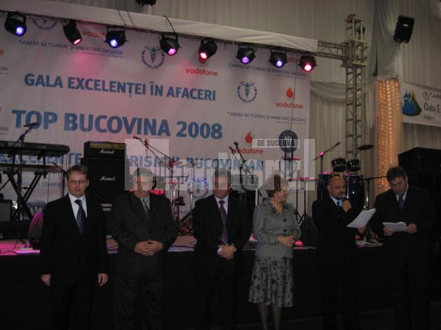 La ediţia de anul acesta a Topului Bucovina au fost premiate 500 de firme sucevene