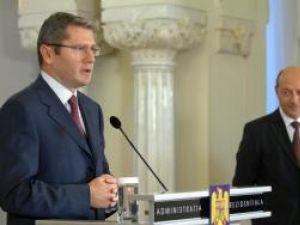 Liviu Negoiţă, desemnat de preşedintele Băsescu pentru funcţia de premier. Foto: Sorin LUPŞA