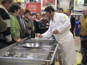 Gastro Show la Selgros cu maestrul Jakob Hausmann