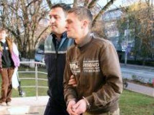 Judecătorii i-au prelungit ucraineanului Igor Novokshanov cu 29 de zile perioada de şedere în arestul politiei