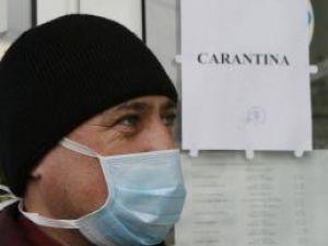 150 de persoane cu simptome de răceală se prezintă zilnic la Spitalul Judeţean