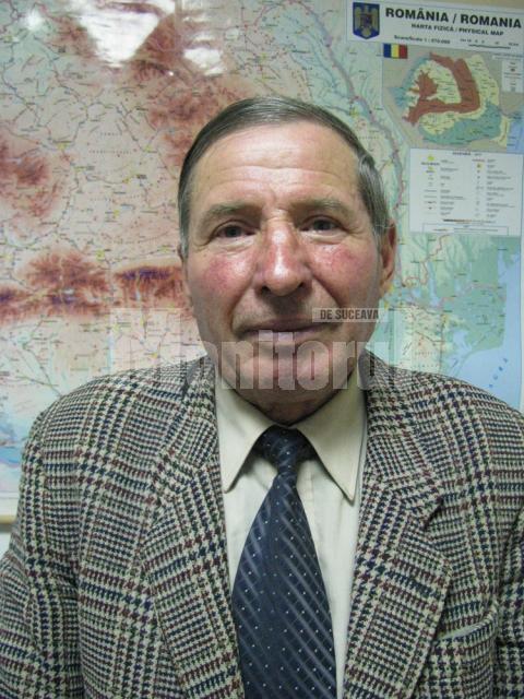 Ing. Vasile Bostaca, preşedintele PAS Suceava