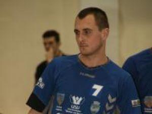 Sucevenii speră să se poată baza pe serviciile lui Chiruţ la meciul de mâine