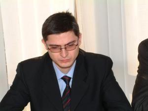 Directorul coordonator al Gărzii Financiare Suceava, Ionuţ Vartic